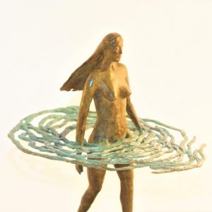 At Dawn  Limited Edition Bronze