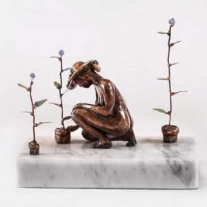 Eternal Garden Limited Edition Bronze  and copper