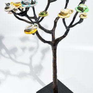The Cappuchino Tree 1  Limited Edition Bronze